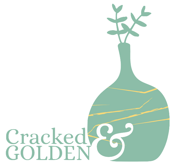 Cracked And Golden